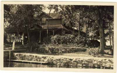 Fancy Free Cottage, 1915