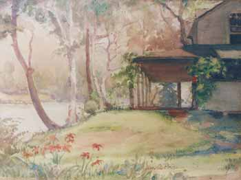 An early watercolour by William Price.