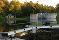 Rideau Canal Lockstation, a UNESCO World Heritage site. Photo courtesy of UNESCO.